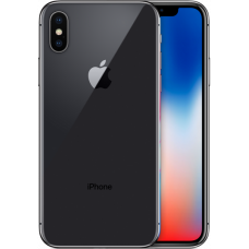 iPhone X 256Gb (space gray) used