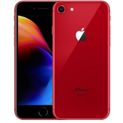 iPhone 8 256Gb (red) новий